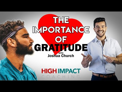 The Importance Of Gratitude In Building A Business