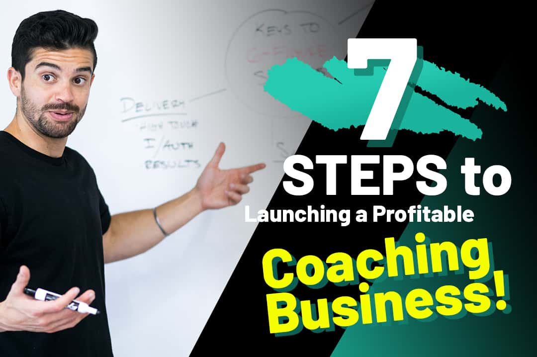 7 steps to profitable coaching business